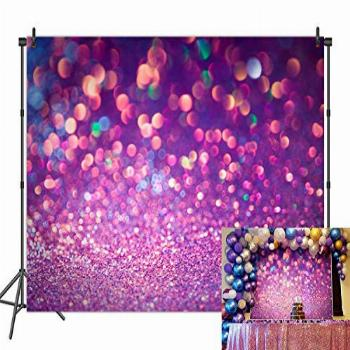 BoTong 7x5ft Dream Light Colorful Spots Photography