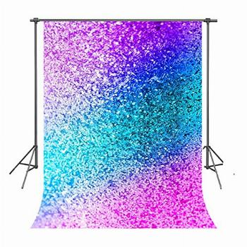 FUERMOR Background 5x7ft Colorful Photography Backdrop