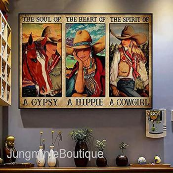 The Soul of a Gypsy The Heart of a Hippie The Spirit of a